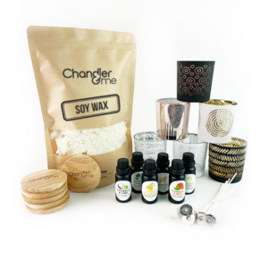 6 pack candle making kit