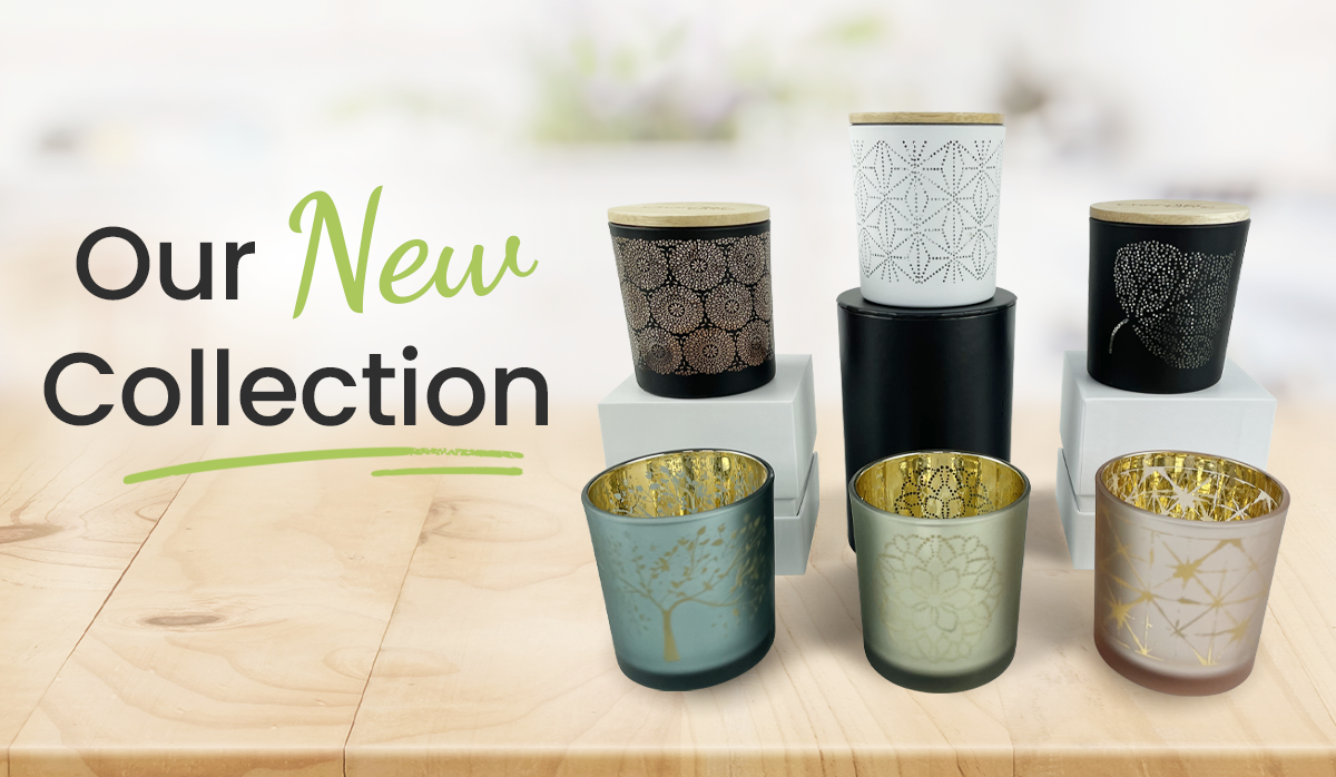 New Collection Jars